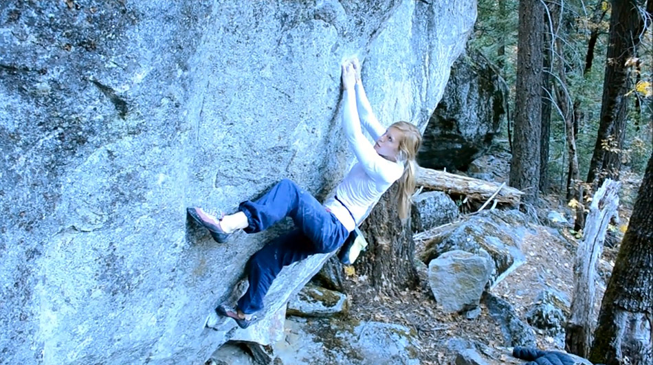 Mina Leslie-Wujastyk - Yosemite Highballs, 227 kb