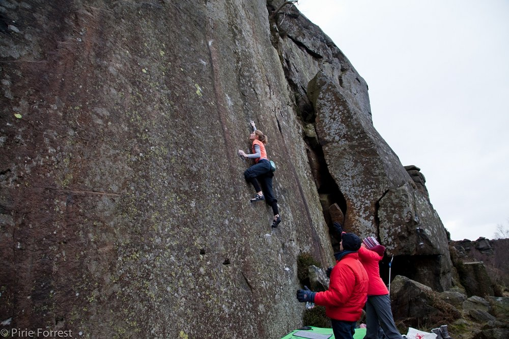 Katy Whittaker going ground-up on Toy Boy - E7 7a, 177 kb