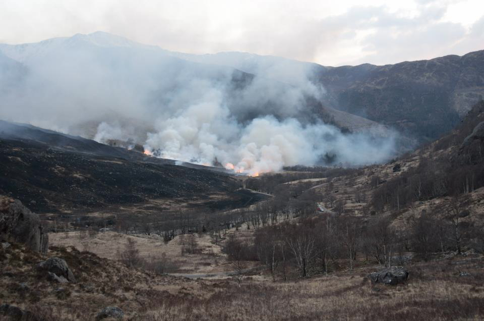 Glen Nevis burns, 173 kb