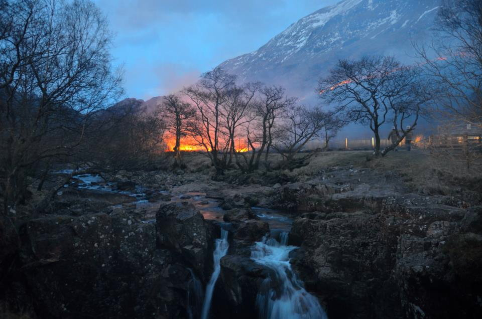 Seen from the River Nevis, 101 kb