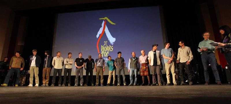 The Piolets d'Or Award Ceremony 2013, 101 kb