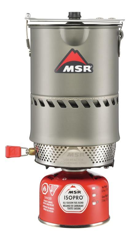MSR Reactor 1.0L Stove System, 53 kb