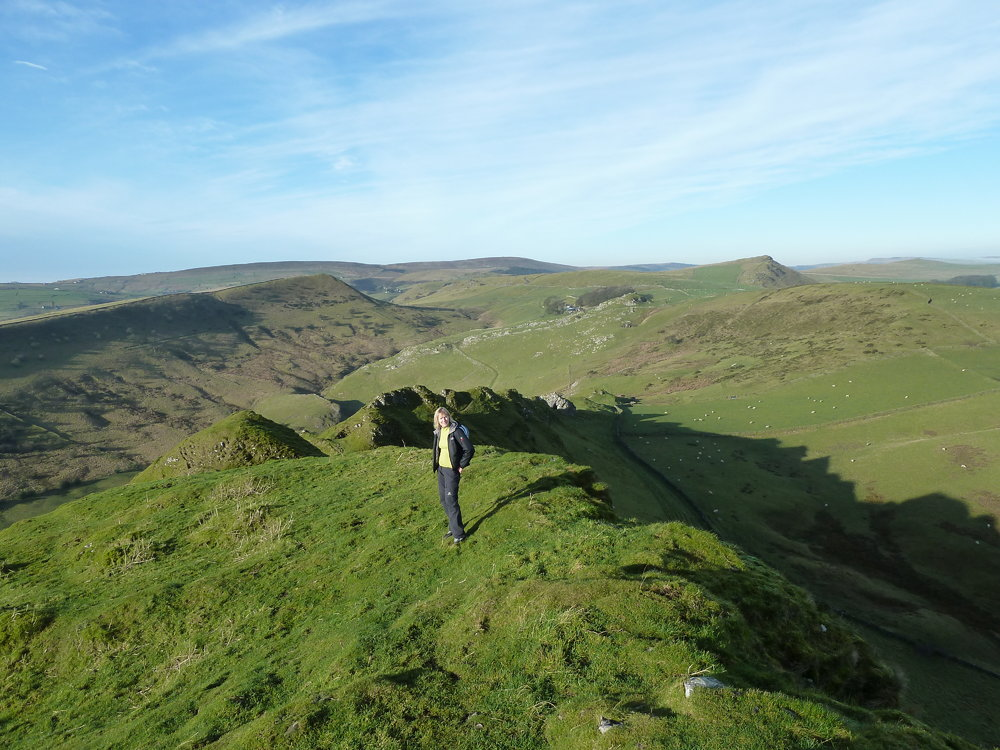 Pam on Chrome Hill, 171 kb