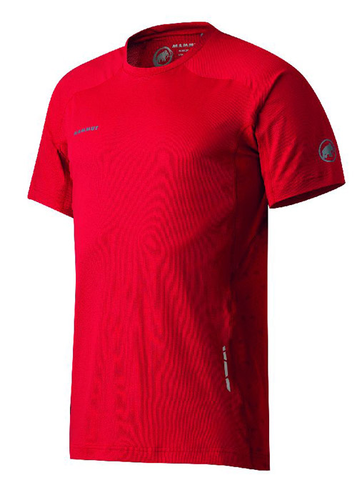 Mammut Trail Running - Top Red, 53 kb