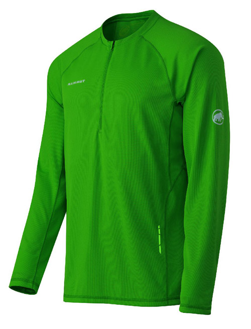 Mammut Trail Running - Top Green, 54 kb