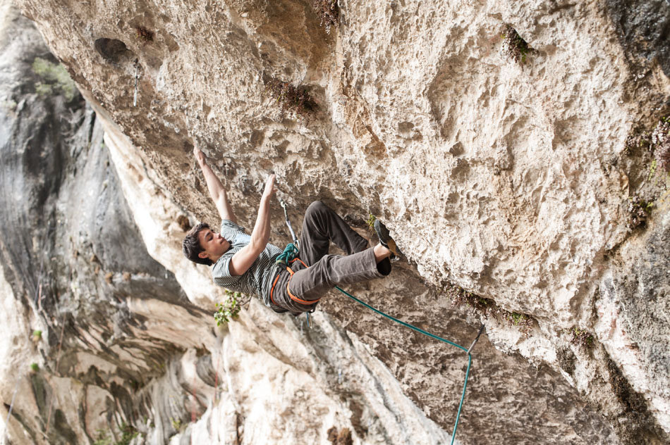 Buster Martin on Super Mekanik (8a), 232 kb