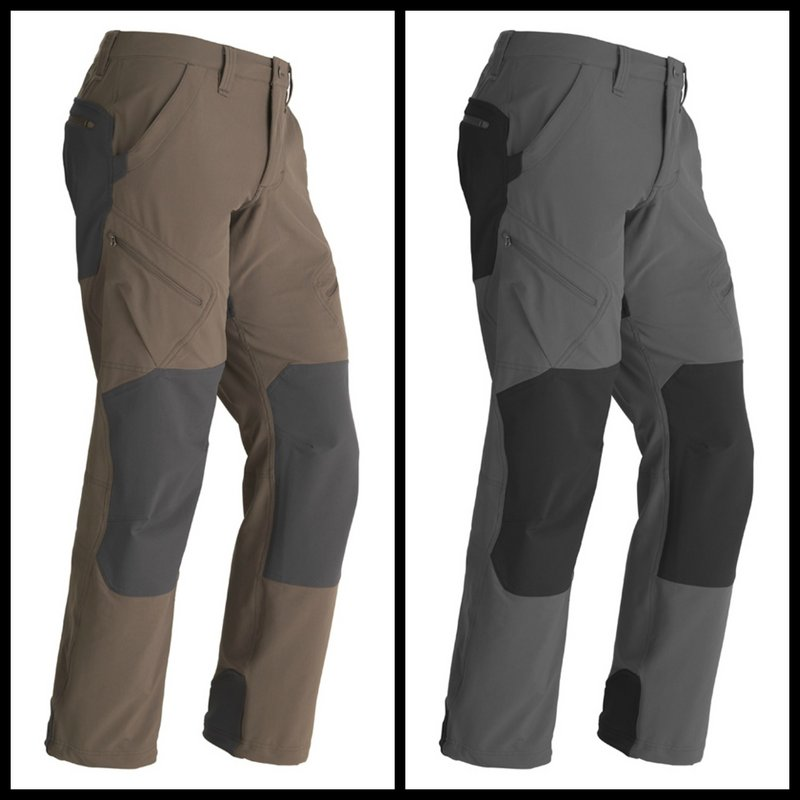 Marmot Highland Pant colour options , 52 kb