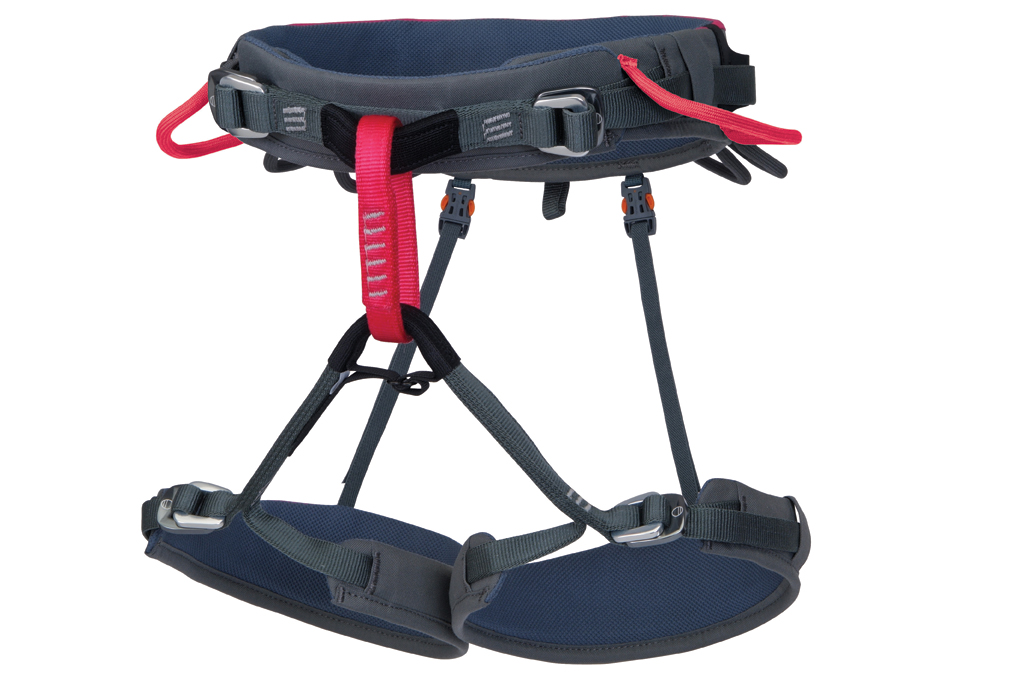 The new Spire harness, 222 kb
