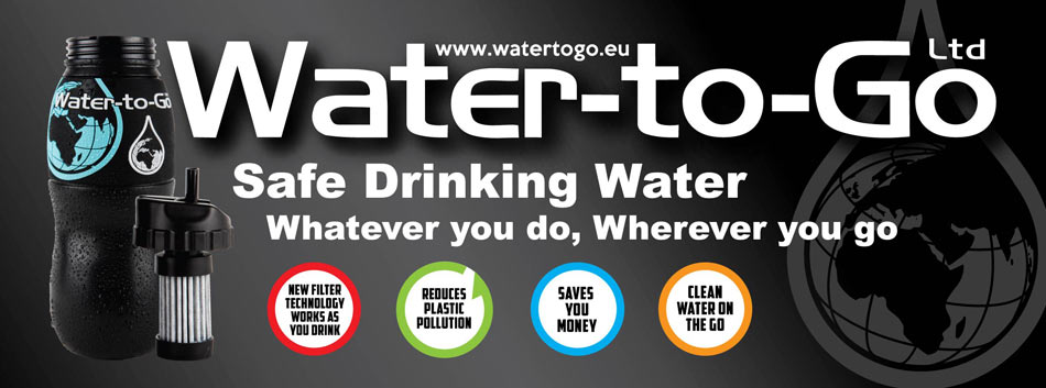 Water-to-go banner, 62 kb
