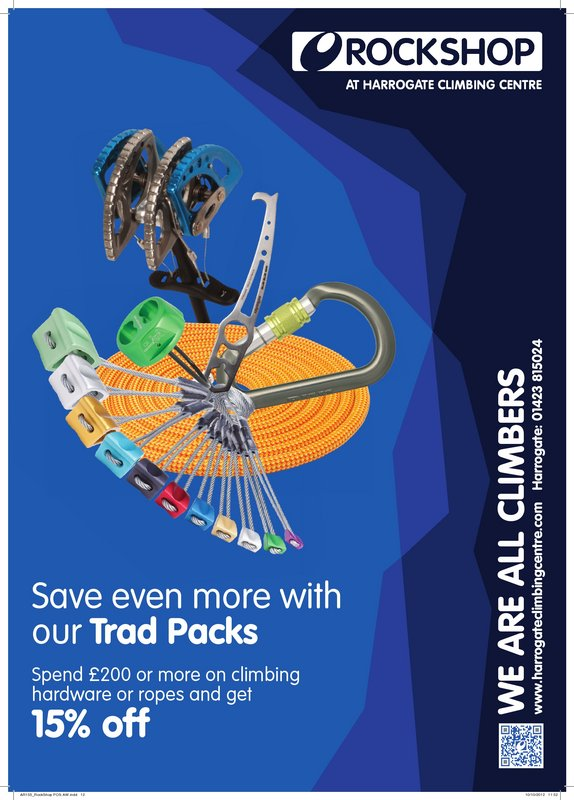 Great Deals on Trad Gear, 84 kb