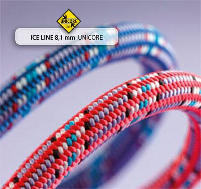 Beal Unicore Range - Ice Line, 39 kb