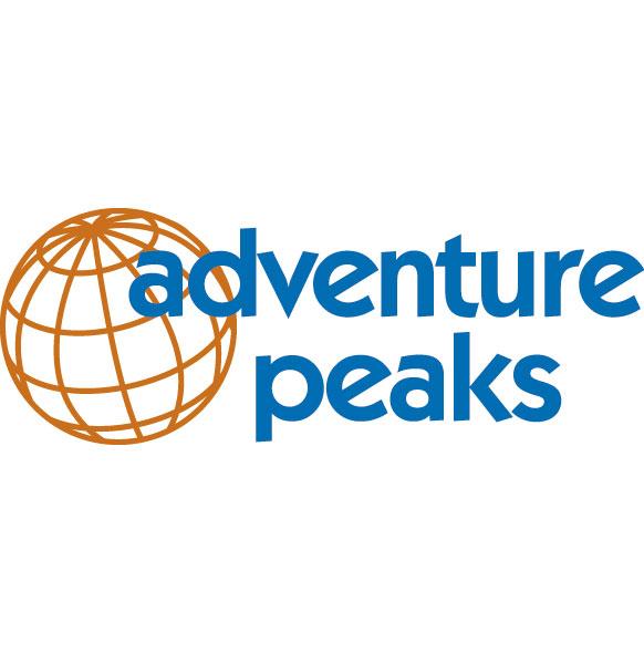 Adventure Peaks logo, 41 kb