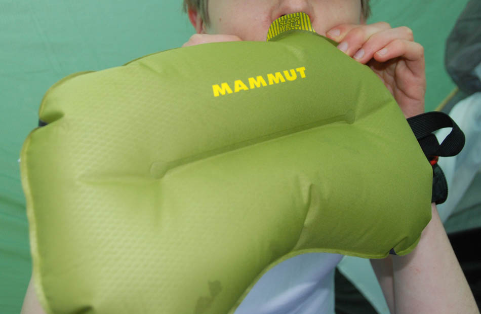 Mammut Inflatable Air Pillow, 53 kb