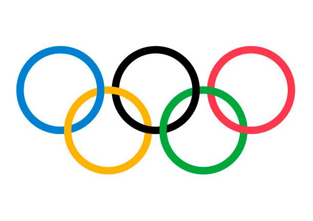 Olympic Logo, 81 kb