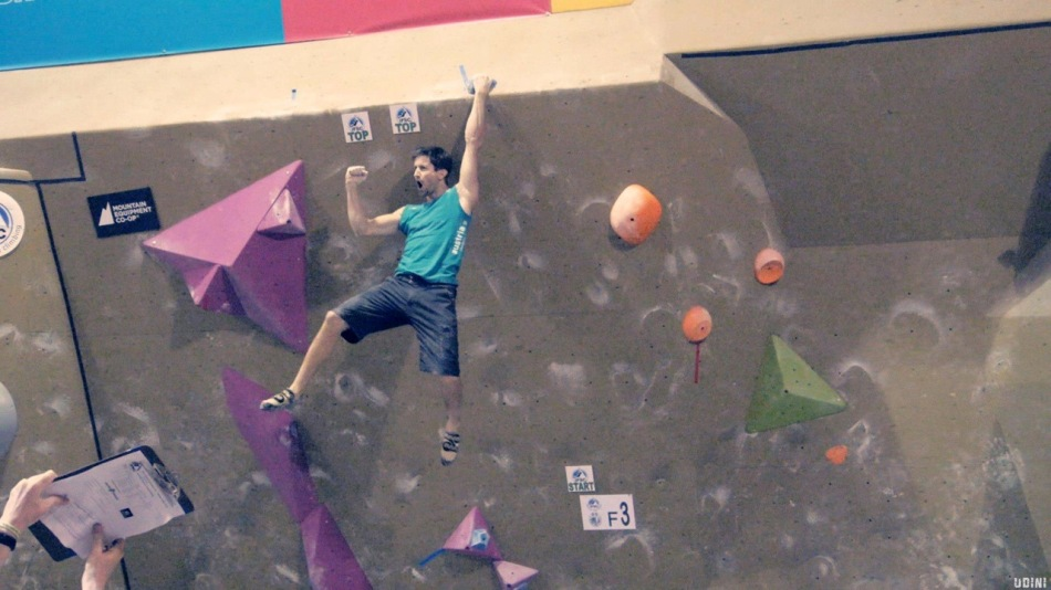 Kilian topping bloc 2 of Men's Semi-finals, 126 kb
