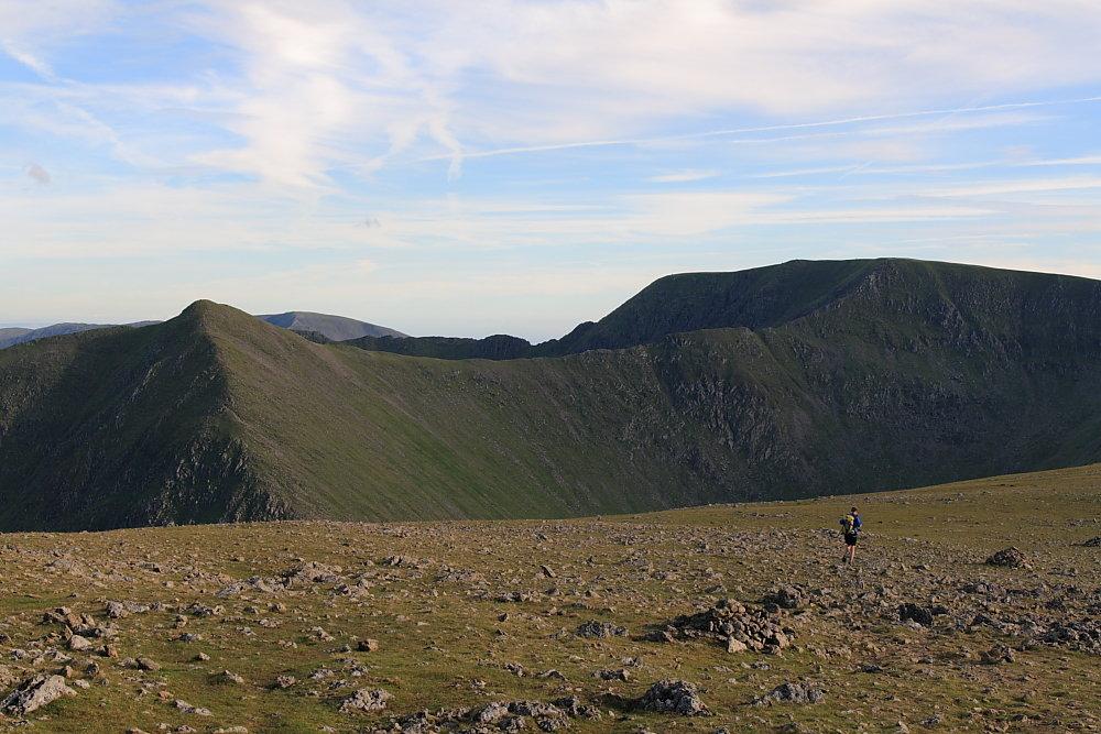 Helvellyn range from Raise, 152 kb