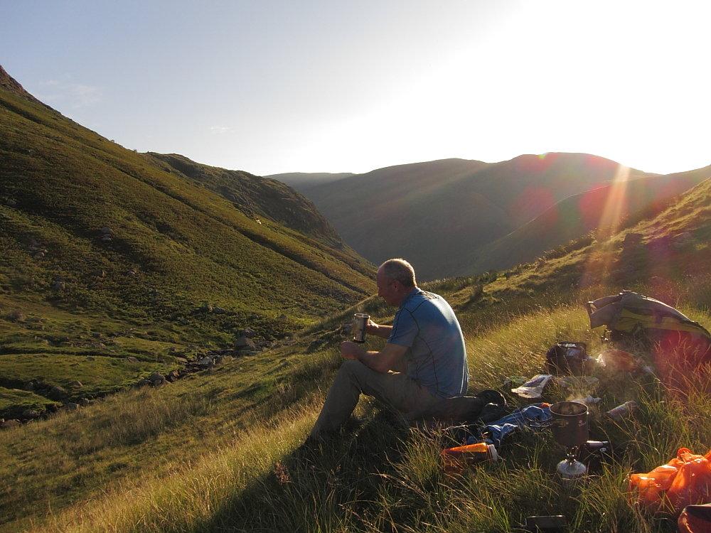 Tea break in the Wythburn valley, 159 kb