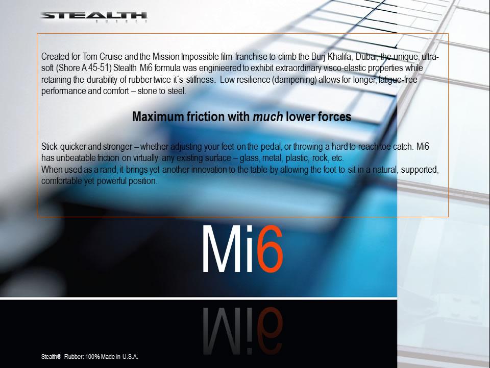 Mi6 rubber, 112 kb