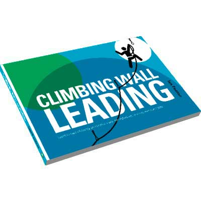 Climbing Wall Leading by Ian Fenton , 15 kb