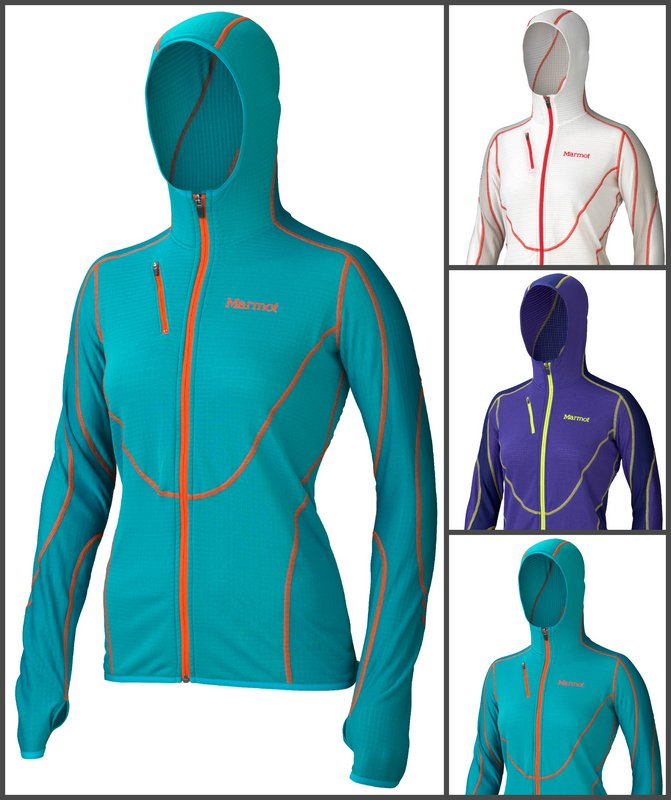 Thermo Hoody for Women, 76 kb