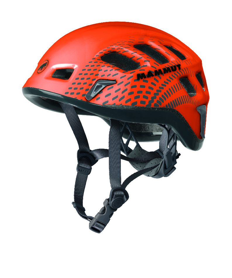 New Rock Rider helmet from Mammut, 93 kb