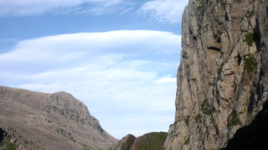 Unknown climber on Saxon, 88 kb