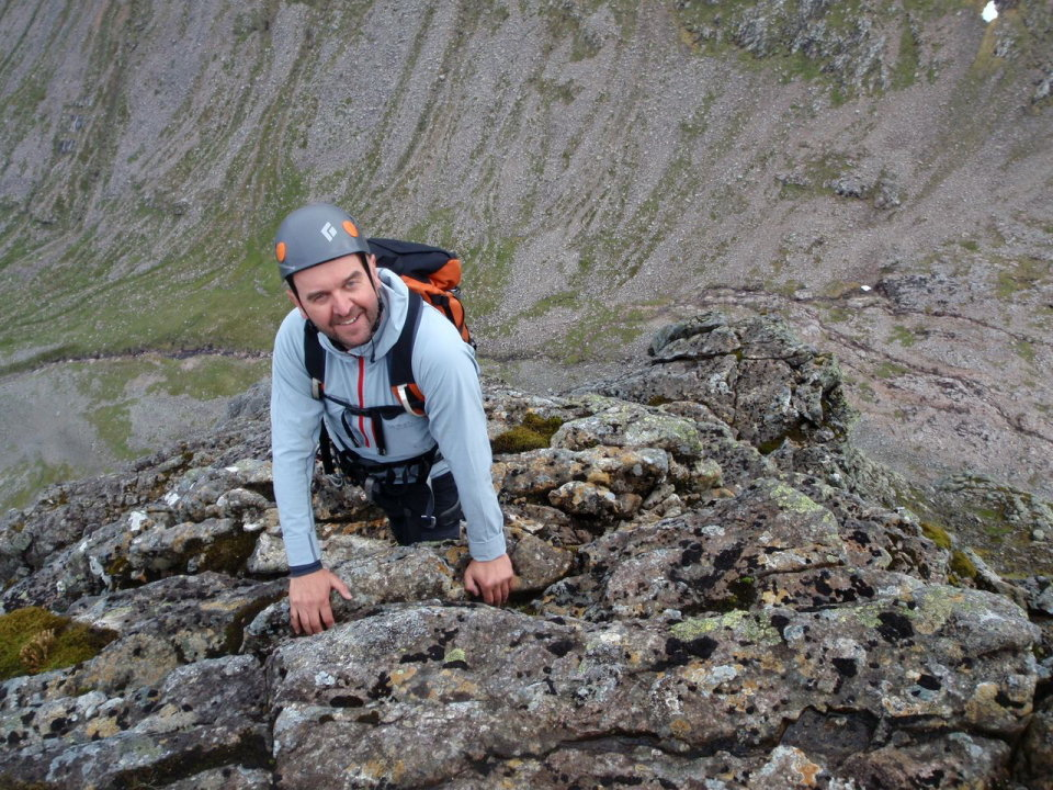 High on Ben Nevis, first of the three mountains © UKC Articles