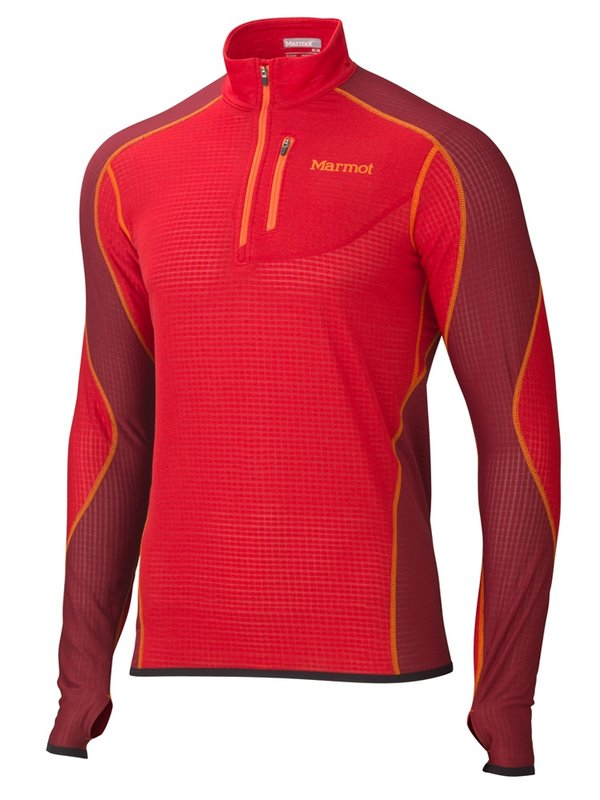 Marmot Thermo Half Zip, 59 kb