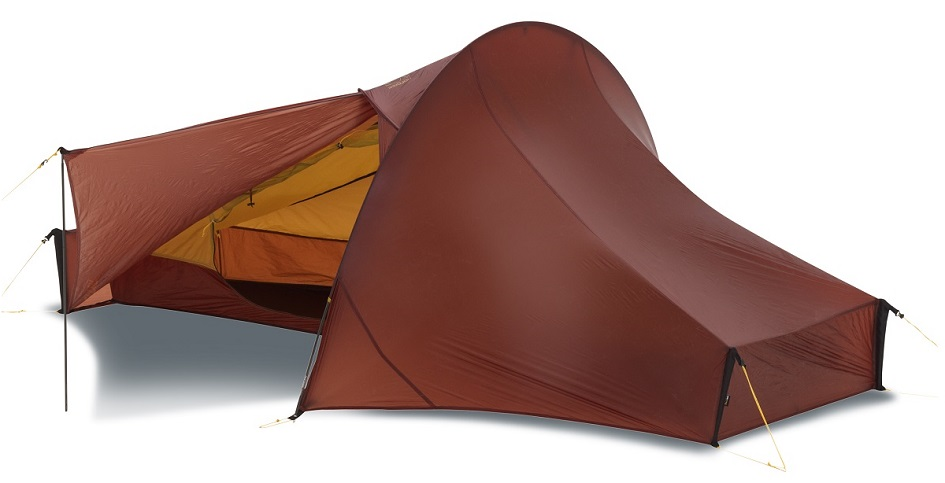 Worlds lightest Two Person Tent 81 kb  sc 1 st  UKC & UKC Gear - Worlds lightest Two Person Tent