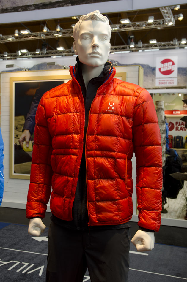 Haglofs LIM Essens down jacket for 2014, 123 kb