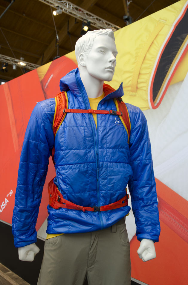 Haglofs LIM Barrier Pro Hood synthetic jacket for 2014, 113 kb