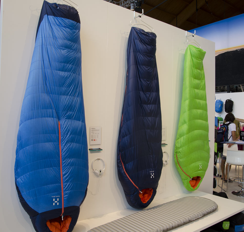 New Haglofs down bags for 2014, 132 kb