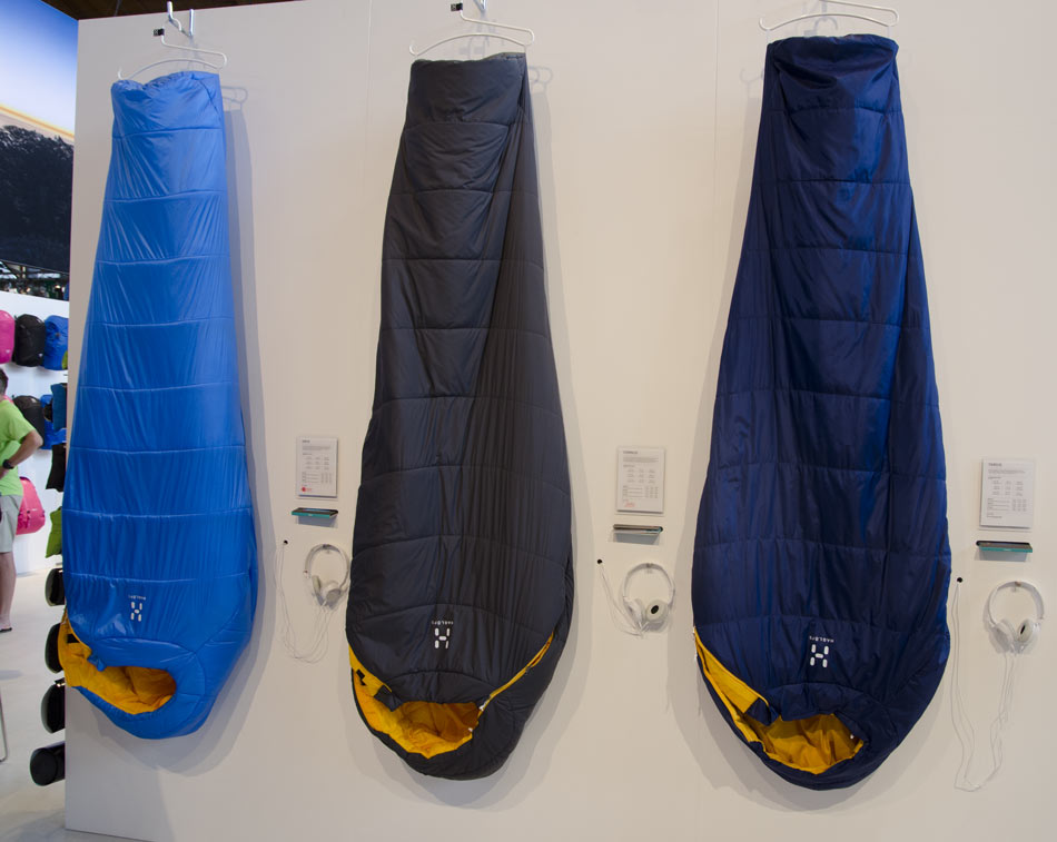 New Haglofs synthetic bags for 2014, 90 kb