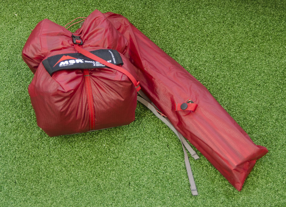 MSR® Hubba Hubba™ NX Tent  packed up, 199 kb