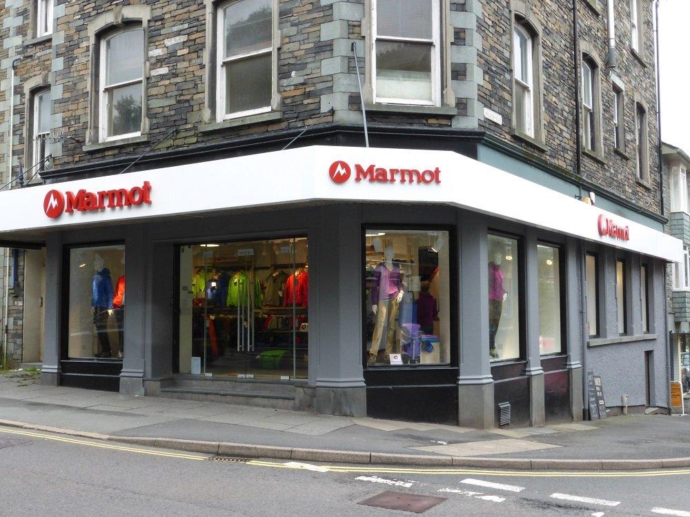 Marmot Store - Ambleside