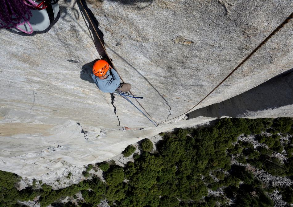 Seamus McCann on 'The Stovelegs', El Cap, 159 kb
