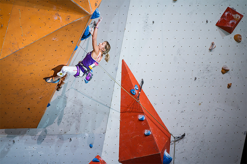 Angela Eiter La Sportiva Competition Award Nominee, 173 kb
