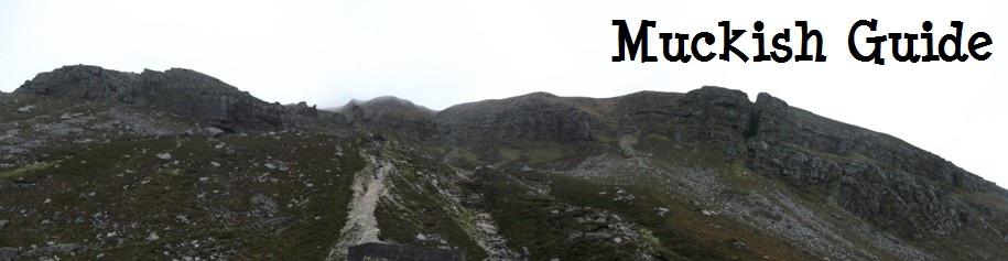 Muckish Mountain Guidebook, 92 kb