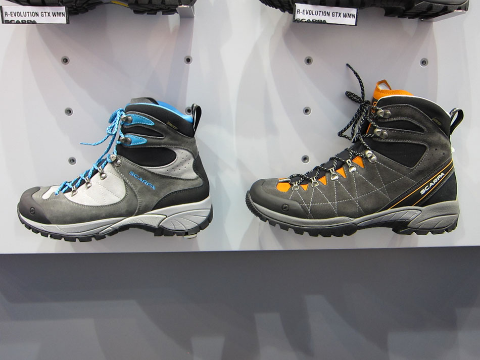 R-Evolution GTX from Scarpa, 107 kb