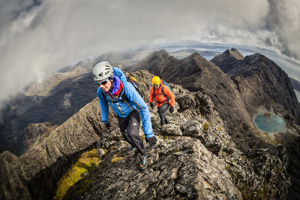 The Cuillin Ridge, September 2013., 245 kb