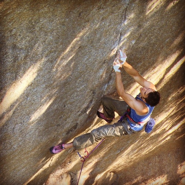 Tom Randall on the Cobra Crack, 139 kb
