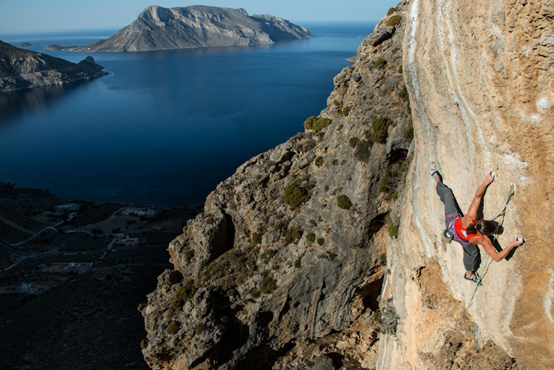 The North Face Kalymnos Climbing Festival 2013 PROject competition, 205 kb