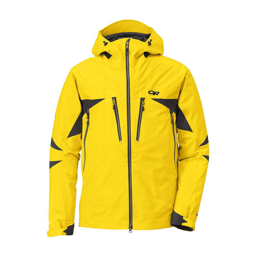 Outdoor Research Maximus jacket , 130 kb