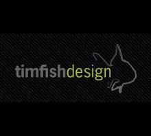 timfishdesign logo, 9 kb