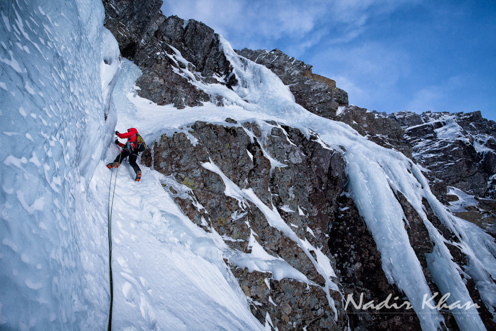 snow and ice climbing photography #3, 246 kb