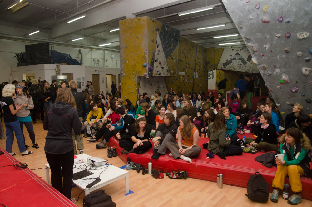 The 2013 Women's Climbing Symposium, 205 kb