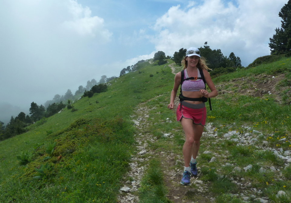 TNF Women's Ultra Guide in the Jura mountains, 154 kb