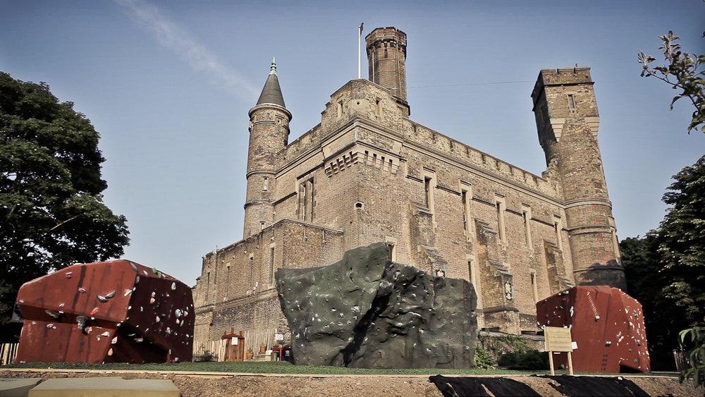 The Castle Climbing Centre, 182 kb