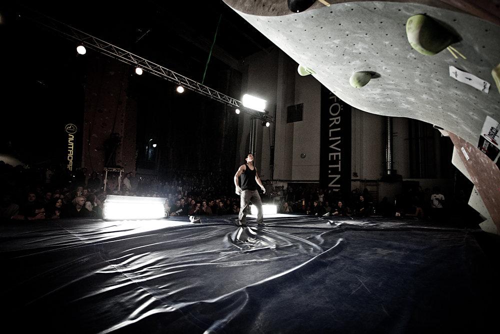 Sean McColl, winner of the La Sportiva Legends Only 2012, 135 kb