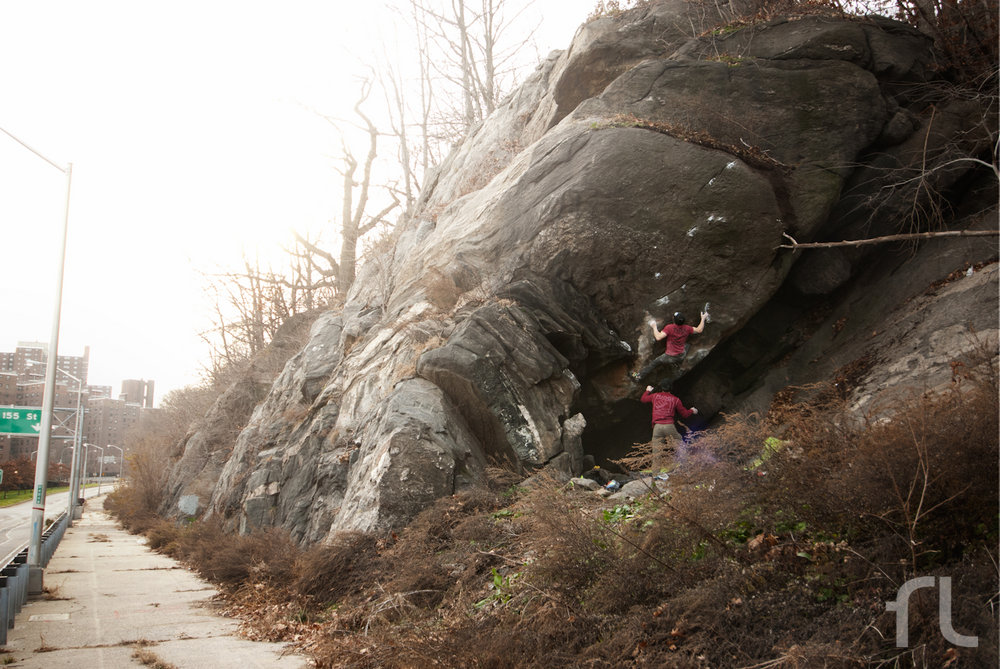 Ivan Greene on the Monolithic Boulder project, Harlem River Drive, 198 kb
